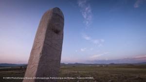 Le site de Ulaan Uushig - Mongolie