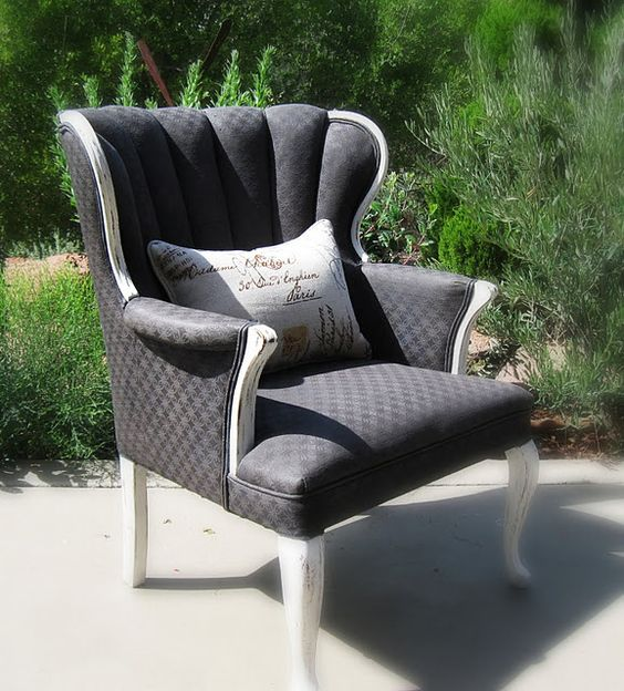 Charcoal Grey Upholstery Paint Simply Spray