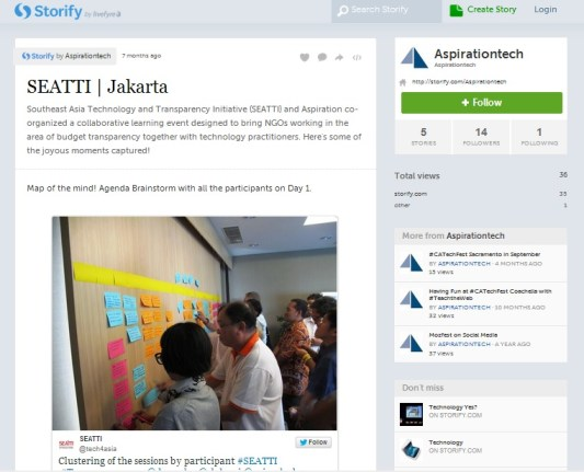 SEATTIStorify