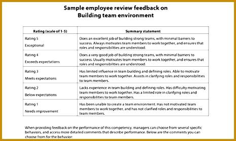7 Job Performance Evaluation form Templates FabTemplatez - job performance evaluation form templates