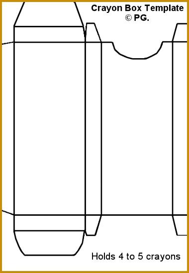 4 Printable Rectangle Box Template FabTemplatez