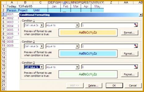 7 Staffing Plan Template Excel FabTemplatez