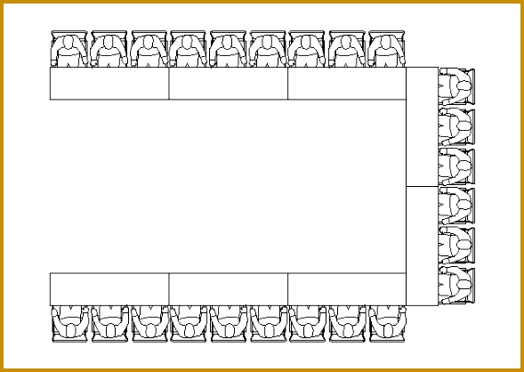 u shaped classroom seating chart template - Minimfagency - Classroom Seating Chart Templates