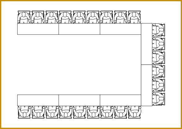 U Shaped Classroom Seating Chart Template Choice Image - Template - classroom seating arrangement templates
