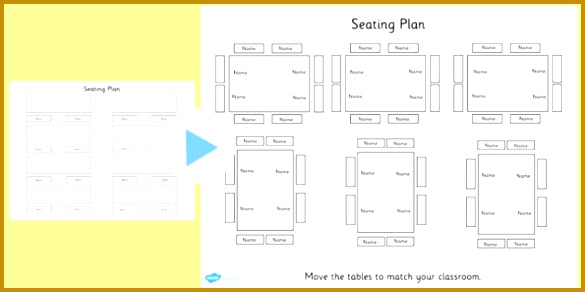 u shaped classroom seating chart template - Manqalhellenes - Classroom Seating Chart Templates