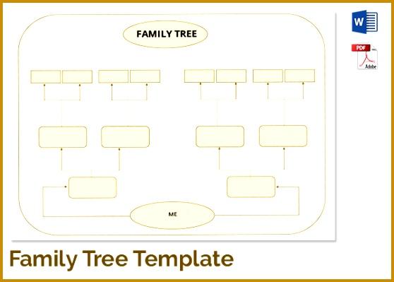Family History Tree Template Cvfreeo