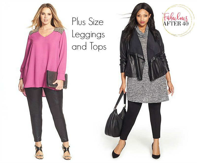 Yes Curvy Gals Can Wear Leggings Over 40 Here39s How