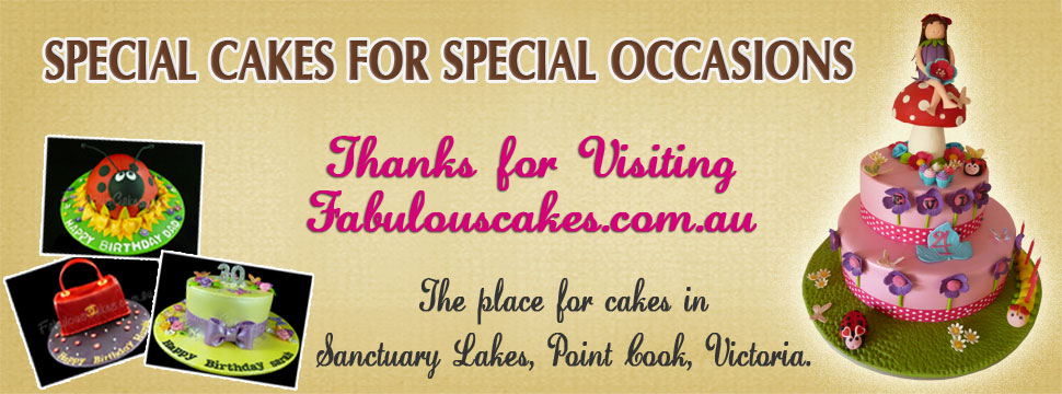 Welcome to Fabulous Cakes