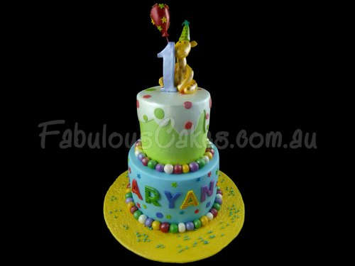 1st-2-tier-birthday-cake