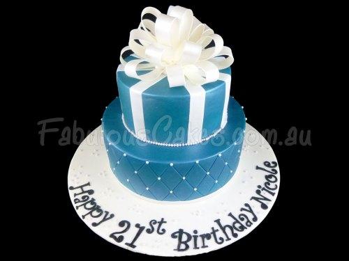 21-st-birthday-cake