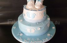 Baptism Cakes