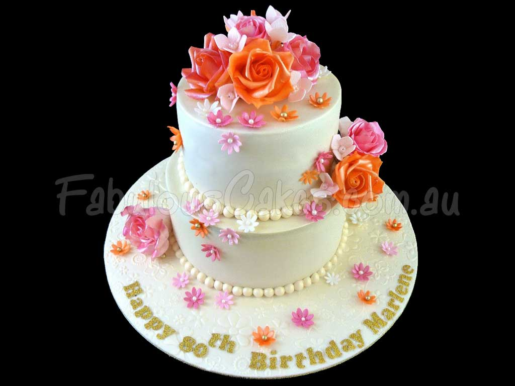 Birthday Cakes Fabulous Cakes