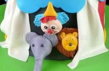 Animal Theme Cakes