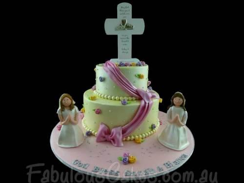 Communioun Cake