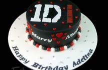 One Direction Birthday Cakes