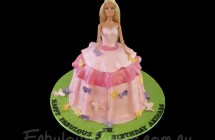 Barbie & Other Doll Cakes