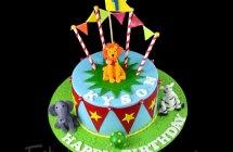 Circus Theme Cakes