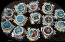 Frozen Cupcakes
