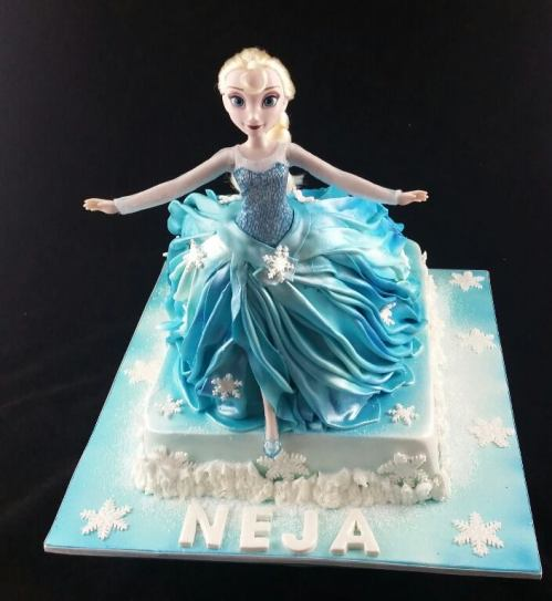 Another Elsa Cake