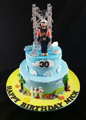 Cake for a Rigger