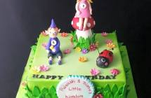 Ben & Holly's Little Kingdom Cakes