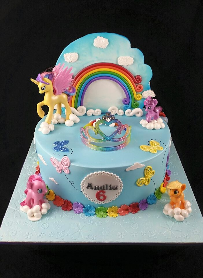 My Little Pony Cakes Fabulous Cakes