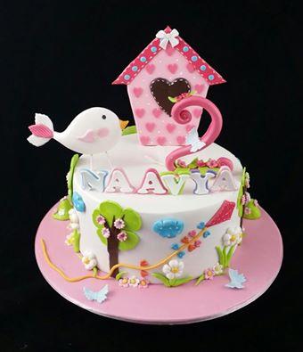 Original designer is AmorcomFarinha. Cute bird and bird house