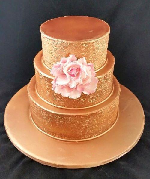Wedding Cake for the Lovely Bride Emily