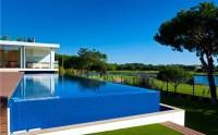 Cutting Edge Contemporary House in Quinta Do Lago, Algarve