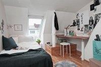 Converting attic to teen bedroom
