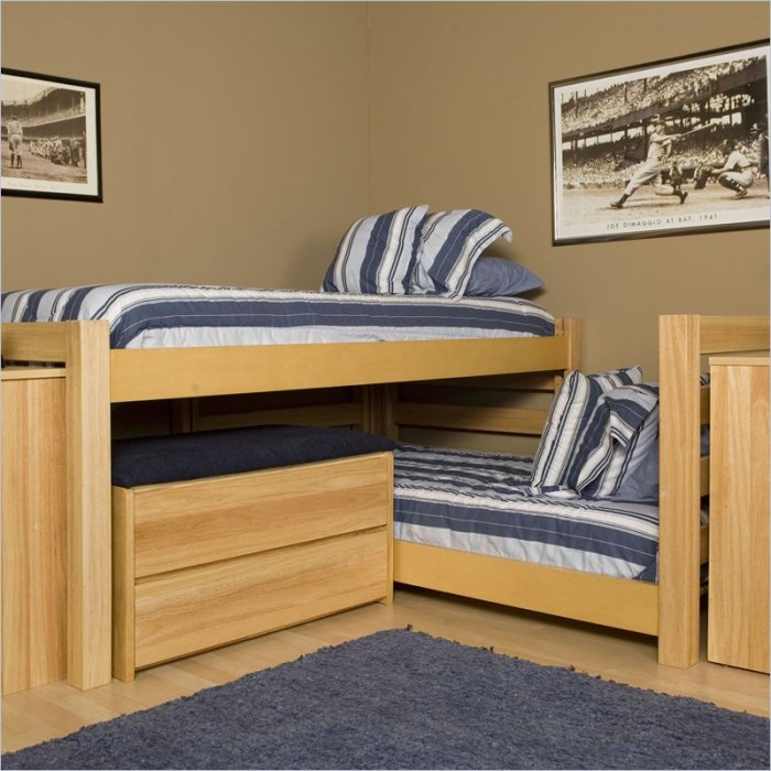 How To Make Bunk Bed Stairs More Comfortable