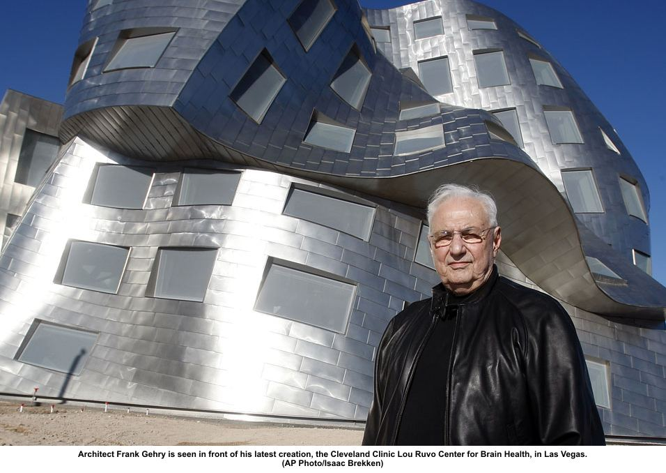 Getting to know the world s famous modern architects - Gehry architekt ...