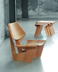 Contemporary Plywood Chair Plans Ideas