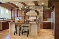 Kitchens with Modern kitchen island plans