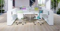 Modern home office desk design