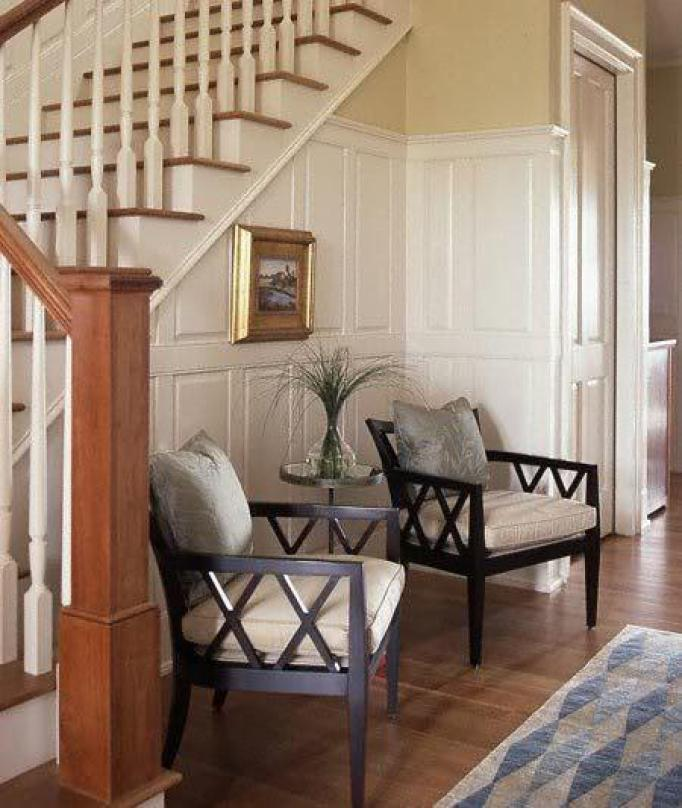Under stairs shelving design ideas for Living room under stairs
