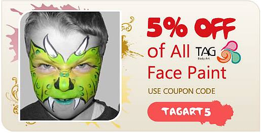 Face Painting Designs Free Ideas Fun Examples Pictures