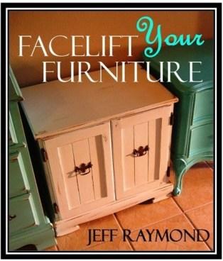 Facelift Your Furniture DIY eBook