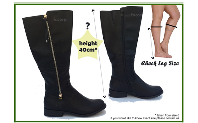Bestoppen Womens Boots Brownladies Spring Winter Flat