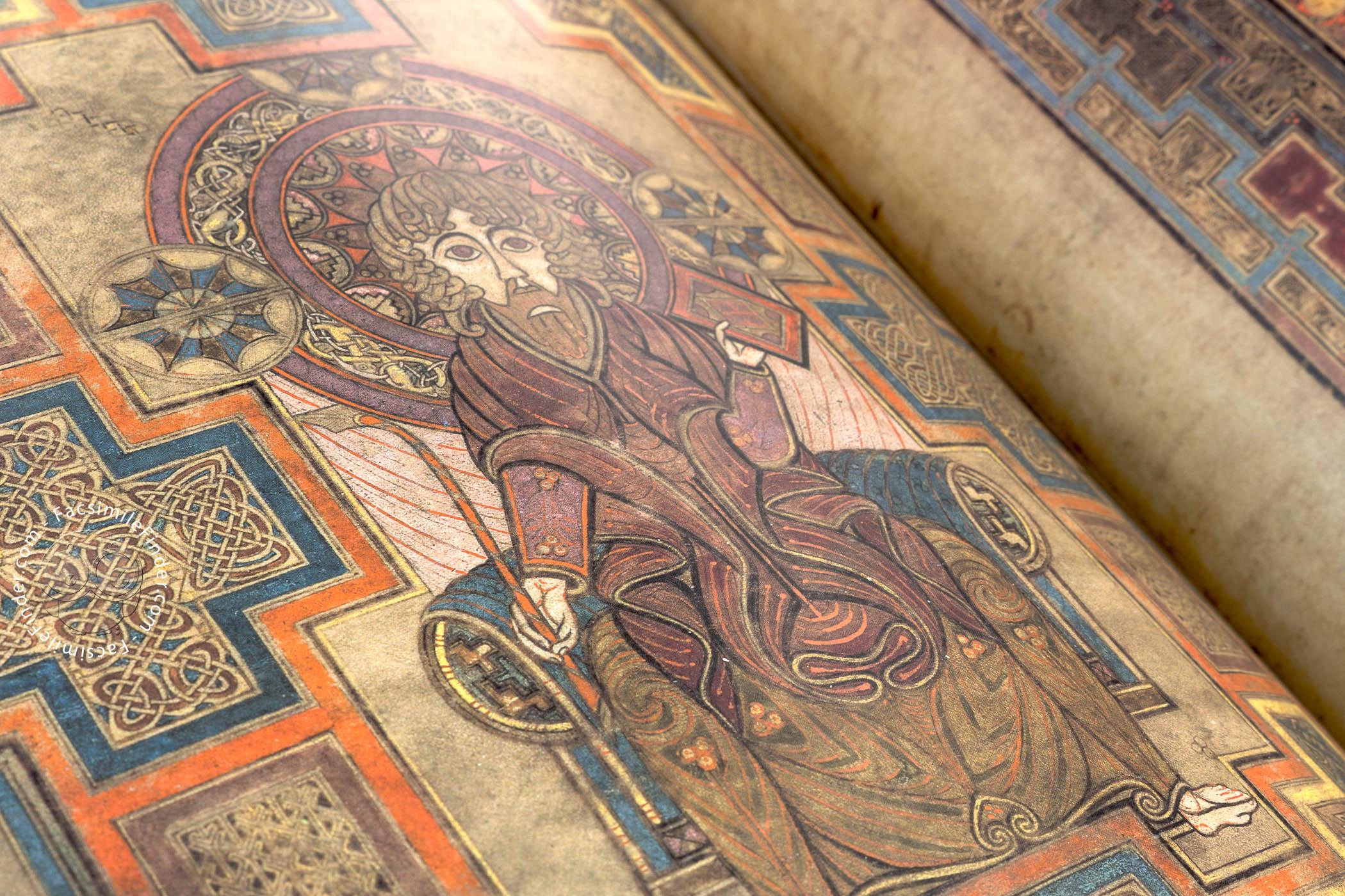 Book Of Kells Facsimile Edition