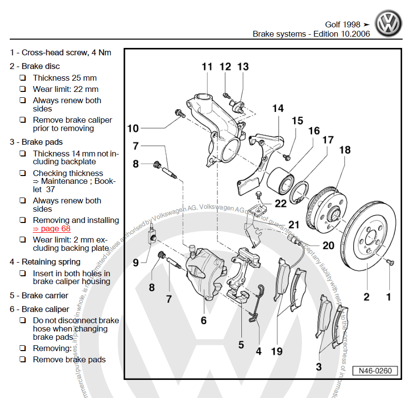 volkswagen golf 5 service manual download ltt rh please lickthetoad org VW Golf MK6 VW Golf MK3
