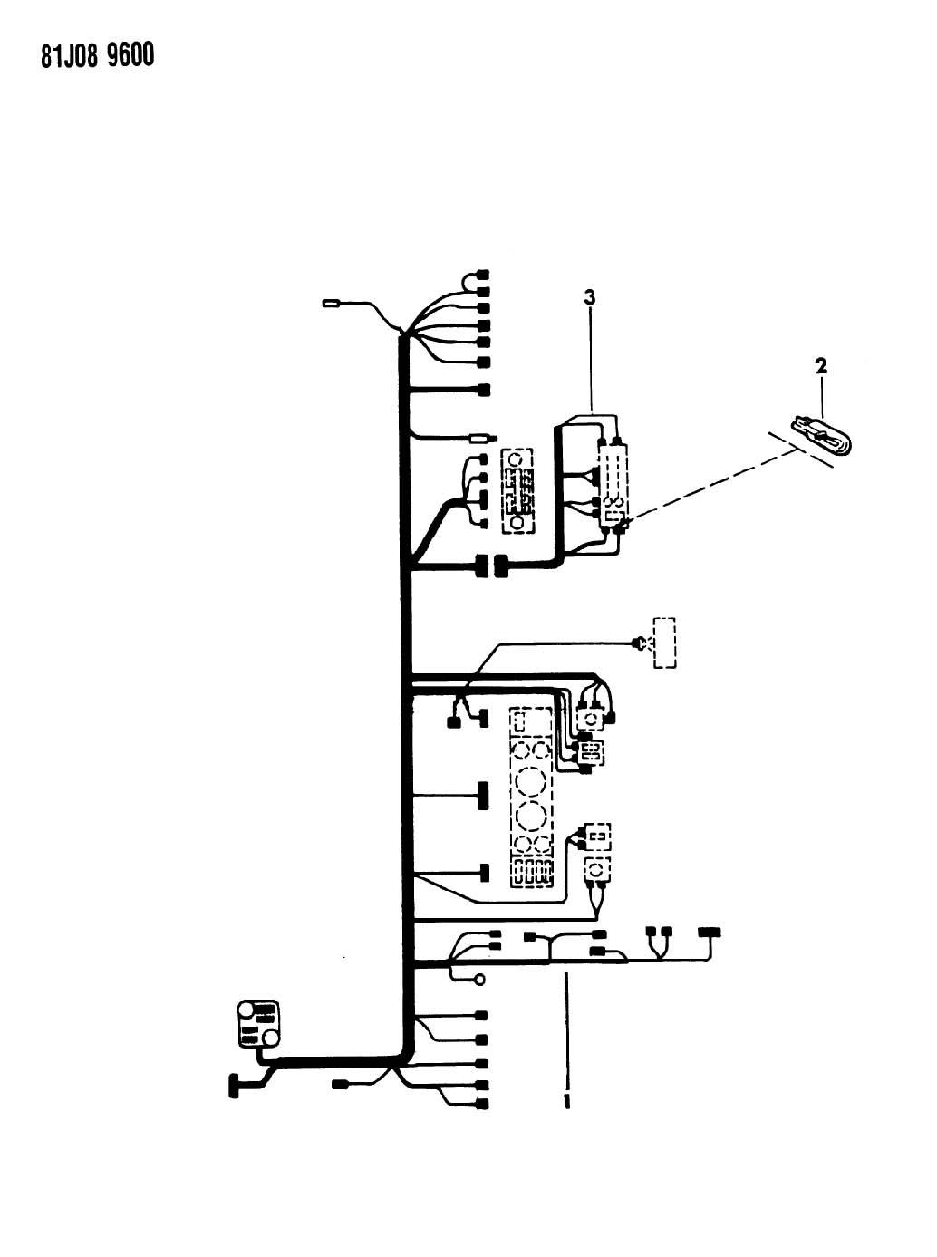 jeep panel wiring