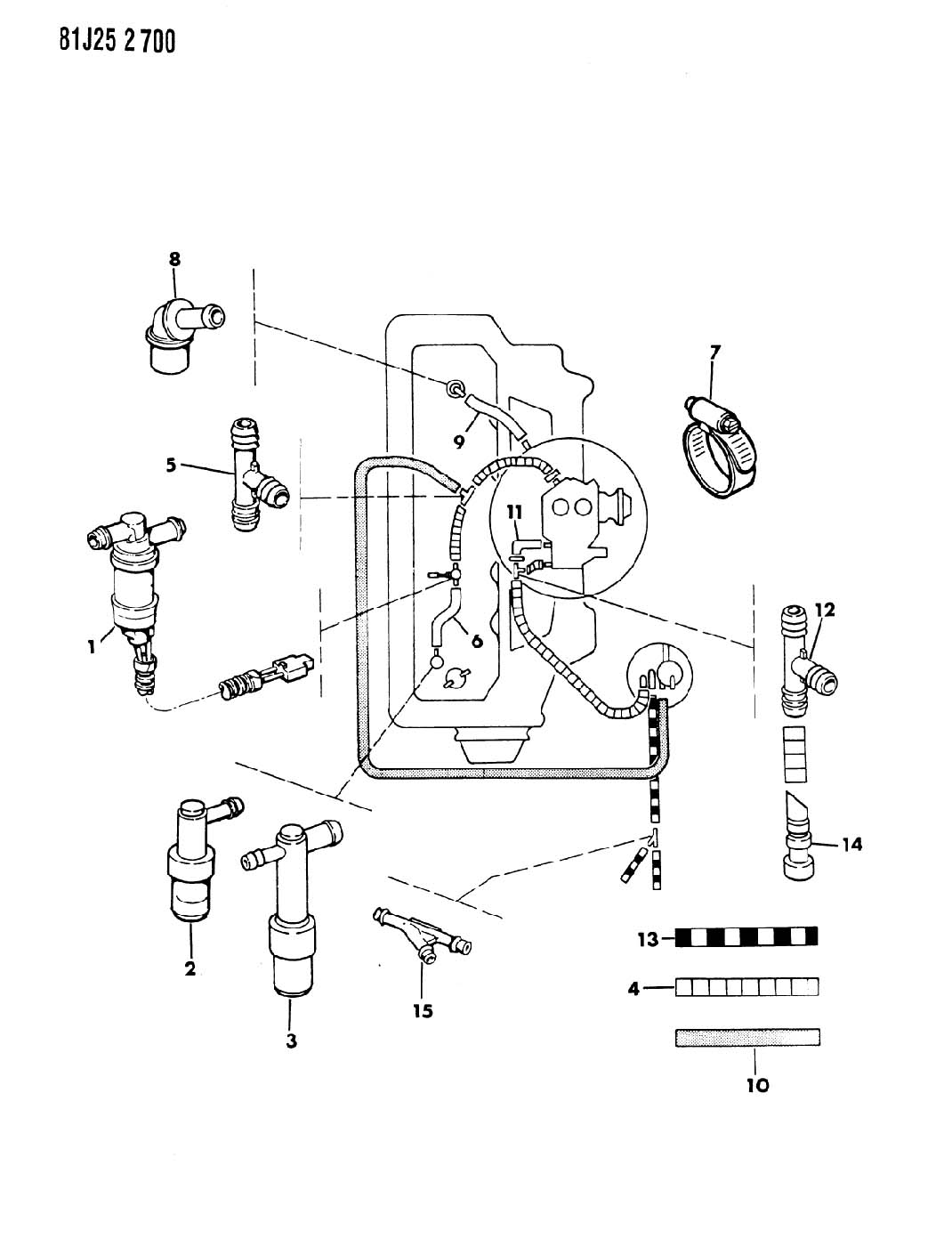 79 J10 Wiring Diagram Auto Electrical Jeep Vacuum