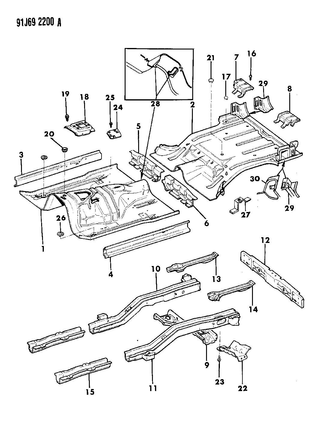 installing jeep floor pans
