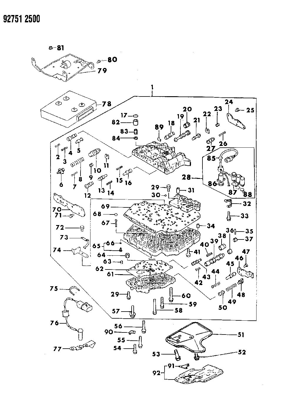 mazda bravo fuse box diagram