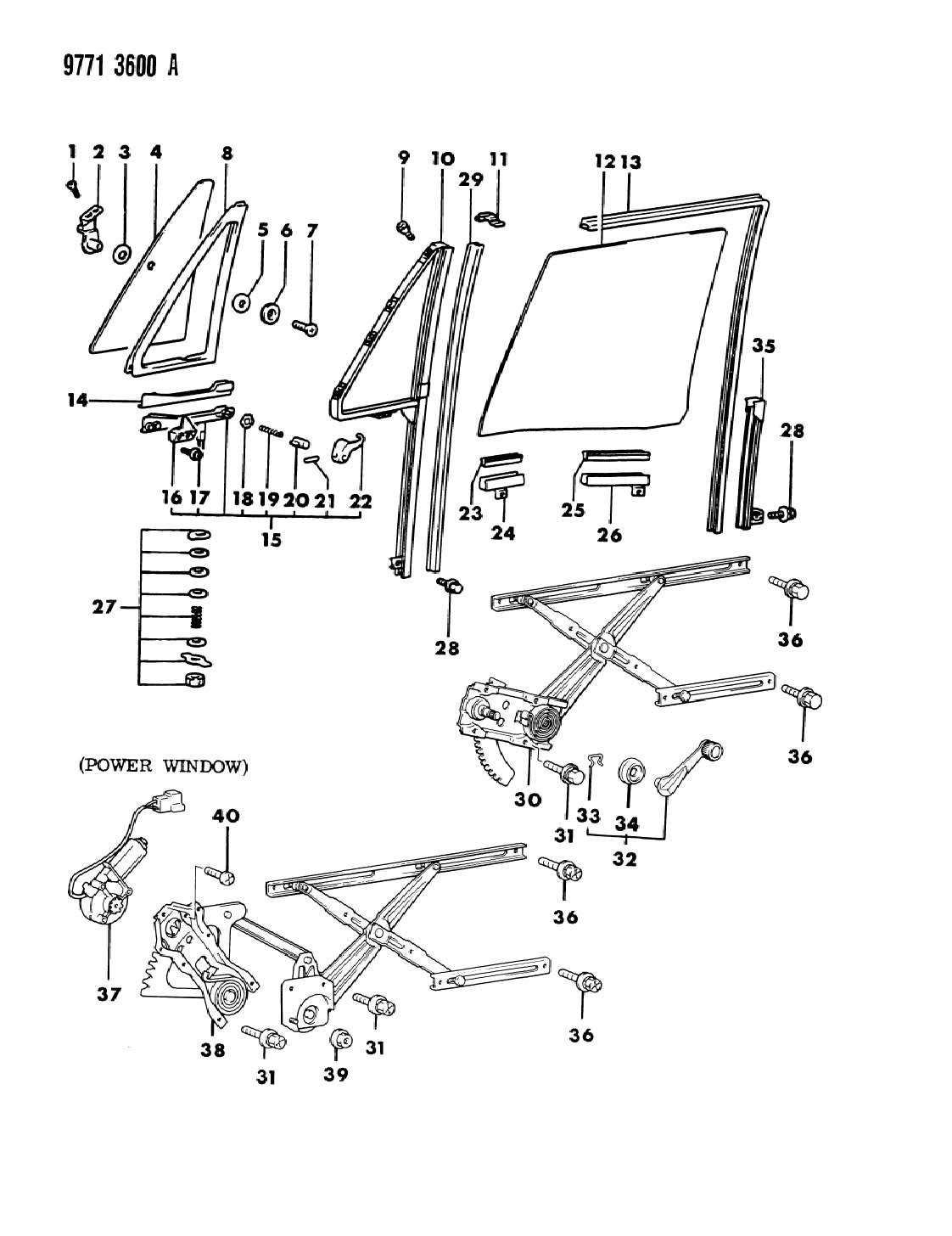 85 reliant wiring diagram