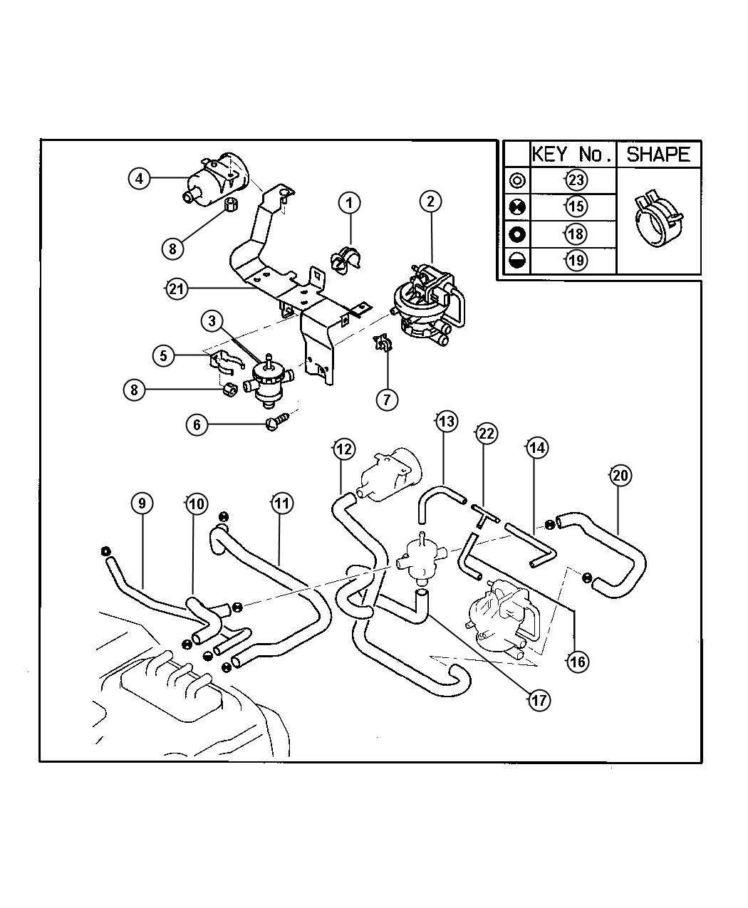 2008 4runner engine fuse box diagram