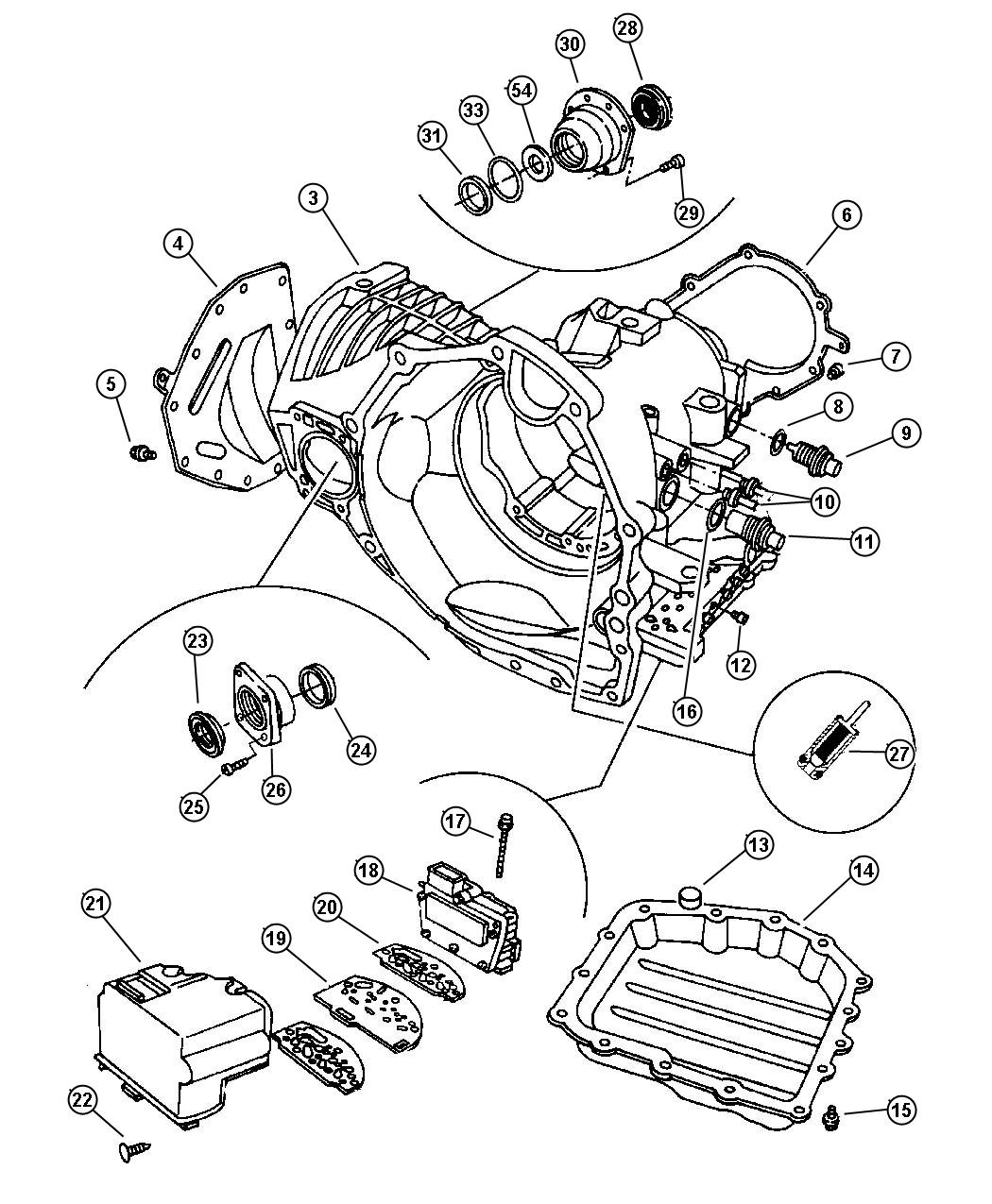 1998 Chrysler Intrepid Wiring Diagram Auto Electrical