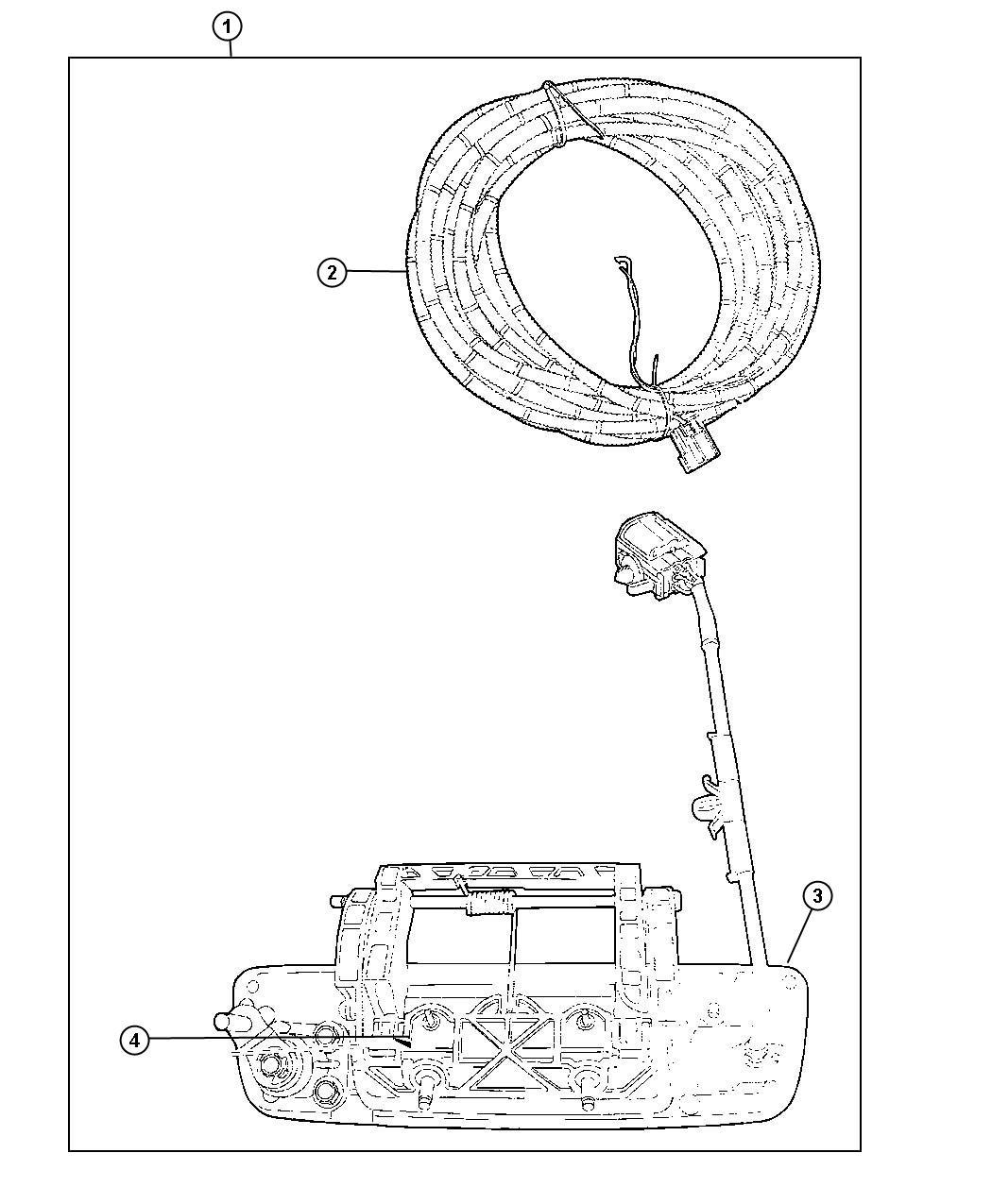 dodge truck radios factory wiring harness