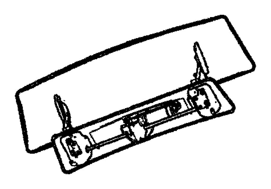 wiring diagram chrysler crossfire spoiler
